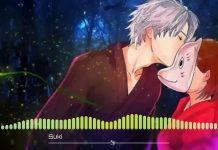 la la la suki lời nhạc tựa yêu thương, nhạc buồn cảm nhận tình yêu đôi lứa nhớ nhưng chia xa