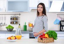 Top 5 loại thực phẩm nên ăn lúc mới mang thai