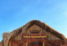 yoga bình minh trên epark tam giang lagoon - tour trải nghiệm thú vị
