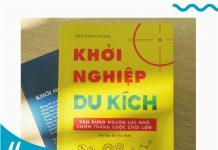 Review sách khởi nghiệp du kích hay nhất mới nhất - Trần thanh Phong - Blog Review